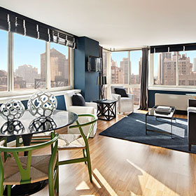 Midtown Apartments NYC